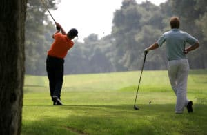 golf course Canada geese control